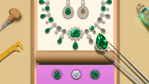 Bubble Shooter Jewelry Maker 4.0 screenshots 14