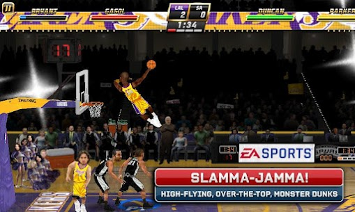 NBA JAM by EA SPORTS™ Mod (full version) 2