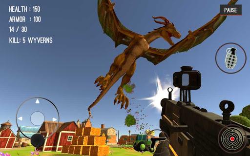 Monster Killing City Shooting III Trigger Strike 1.0.1 screenshots 23
