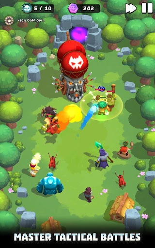 Pocket Legion: Roguelike Battle 0.2.74 screenshots 15
