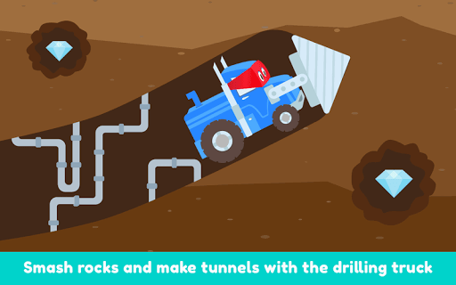 Carl the Super Truck Roadworks: Dig, Drill & Build 1.7.13 screenshots 22