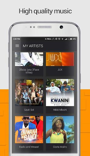 Mdundo - Free Music 11.4 Screenshots 1