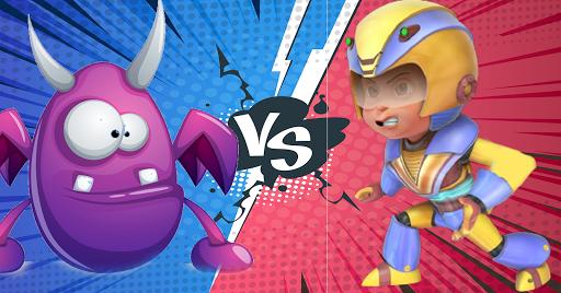 vir the robot boy game, VIR VS VIRUS : Veer game apkpoly screenshots 5