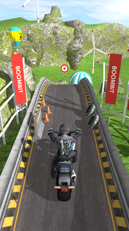 Bike Jump poster 0