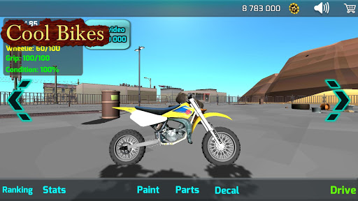 Wheelie King 4 - Online Getaway Wheelie bike 3D 1 screenshots 12