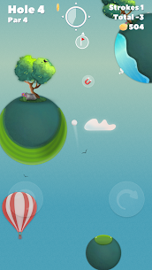 Golf Skies Mod Apk (Unlimited Money/Unlocked) 3