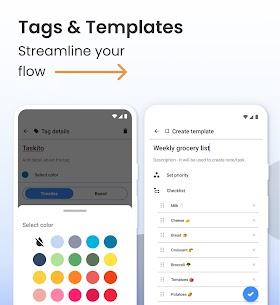 Taskito: Task Manager & To-Do List with Reminder (MOD, Premium) v0.8.6 7
