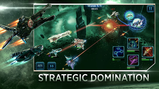 Star Conflict Heroes 3D RPG Online  screenshots 2