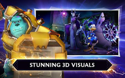 Hack Game Disney Mirrorverse apk free