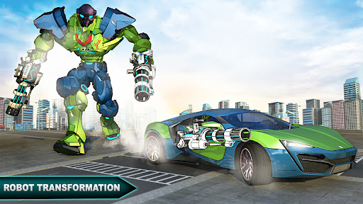 Incredible Monster Hero Robot Battle  screenshots 5