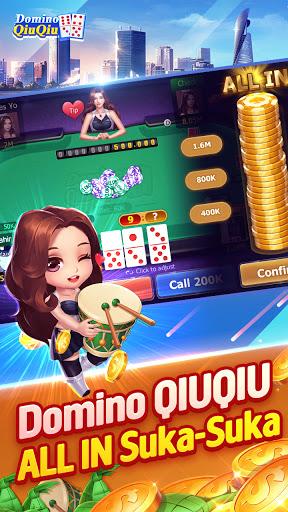 Domino QiuQiu 2020 - Domino 99 · Gaple online 1.16.0 screenshots 2