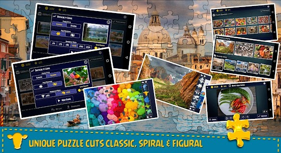 Free Jigsaw Puzzle Crown – Classic Jigsaw Puzzles Apk Download 2021 4
