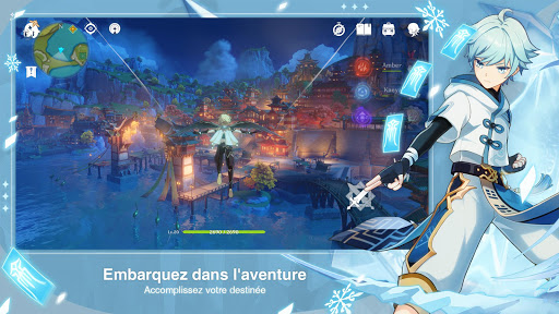 Code Triche Genshin Impact (Astuce) APK MOD screenshots 4