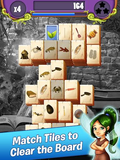 Mahjong Mystery Adventure: Monster Mania  screenshots 2