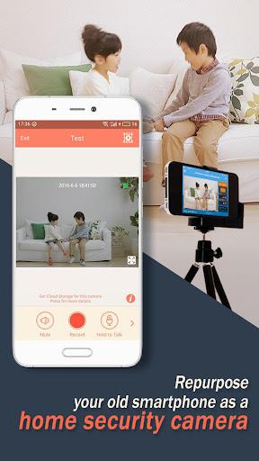 AtHome Camera - phone as remote monitor apktram screenshots 1