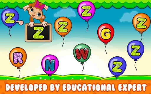 Balloon Pop Kids Learning Game Free for babies  screenshots 14