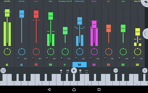 FL Studio Mobile MOD APK (Paid Version Free) 4