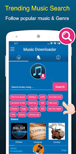 Free Music Downloader + Mp3 Music Download Songs 1