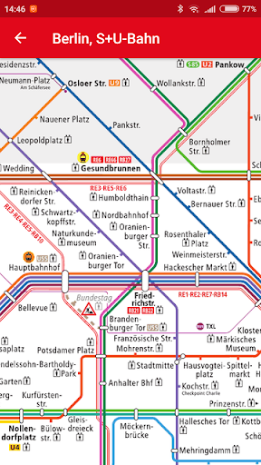 Bus & Bahn  screenshots 8