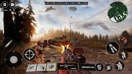 Real Commando Mission Game: Real Gun Shooter Games  screenshots 13