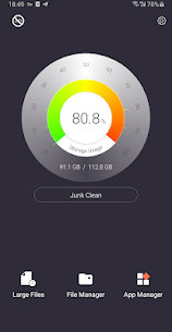 File Cleaner Mod Apk, Junk Clean (VIP Activated) 1