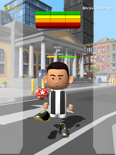 The Real Juggle - Pro Freestyle Soccer 1.3.12 Screenshots 10