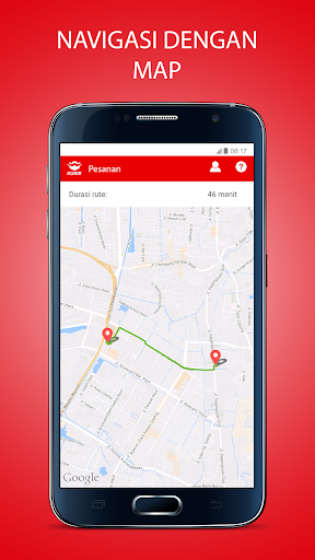 MrSpeedy: Courier App in Indonesia modavailable screenshots 3