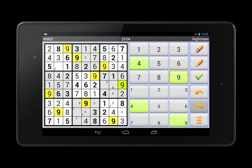 Sudoku 10'000 Pro  screenshots 12