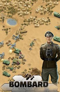 1943 Deadly Desert - a WW2 Strategy War Game screenshots 4