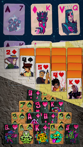 FLICK SOLITAIRE - The Beautiful Card Game 1.02.62 screenshots 1