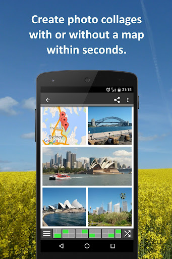 PhotoMap Gallery - Photos, Videos and Trips android2mod screenshots 5