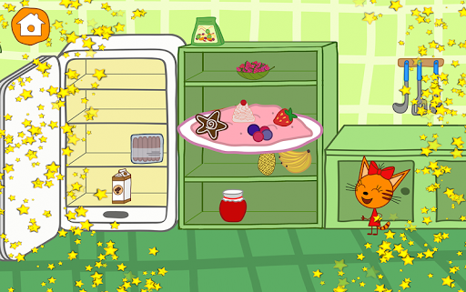 Kid-E-Cats: Cooking for Kids with Three Kittens!  screenshots 23