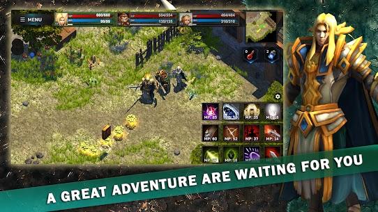 Fantasy Heroes: Legendary Raid Mod Apk 0.2 3