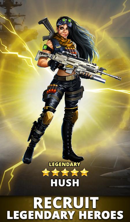Puzzle Combat: Match-3 RPG poster 16