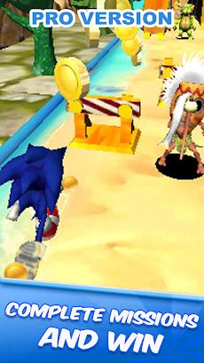 Pro Blue Hedgehog - Ultimate Adventureのおすすめ画像1