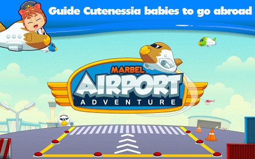 Marbel Airport Adventure 5.0.4 screenshots 11