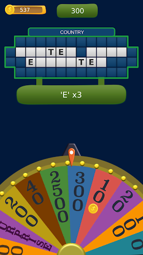 word fortune - wheel of phrases quiz screenshot 1