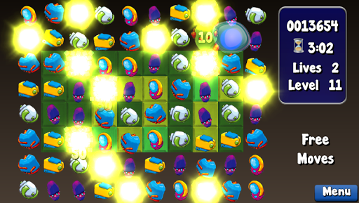 Creatures Match 3 For PC Windows (7, 8, 10, 10X) & Mac Computer Image Number- 7