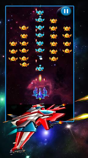 Chicken Shooter: Galaxy Attack New Game 2021 2.10 Screenshots 4