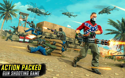 Modern FPS Shooting Game: Counter Terrorist Strike  screenshots 9