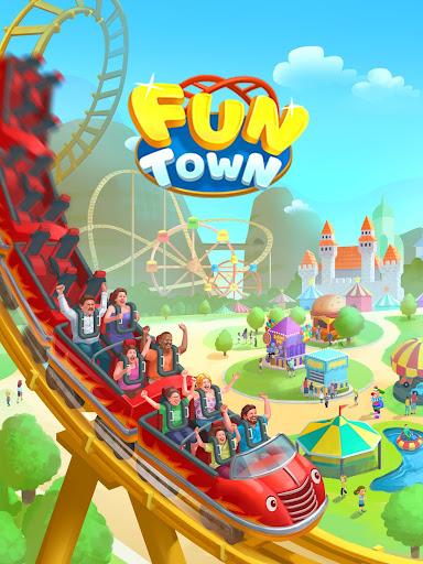 Fun Town : Park Match 3 Games  screenshots 9