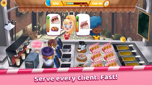 Boston Donut Truck - Fast Food Cooking Game screenshots 2