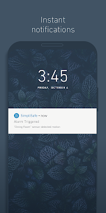 Free SimpliSafe Home Security App 4