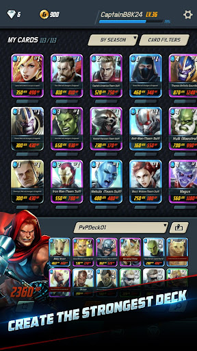 MARVEL Battle Lines  screenshots 12