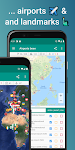 screenshot of Places Been - Travel Tracker & Visited Places Map
