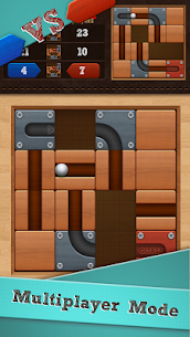 Roll the Ball® – slide puzzle 4
