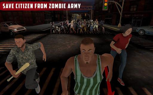 Archer Hunting Zombie City Last Battle 3D modavailable screenshots 7