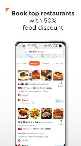 Wongnai: Restaurants & Reviews apktram screenshots 5