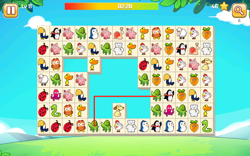 Kawaii Onet - Free Connect Animals 2020 1.3.0 screenshots 12