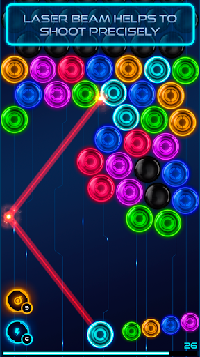 Magnetic balls 2: Neon 1.339 screenshots 18